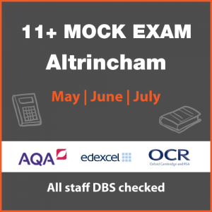 11+ Mock Exam – Altrincham