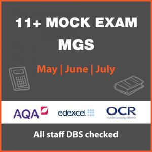 11+ Mock Exam – MGS