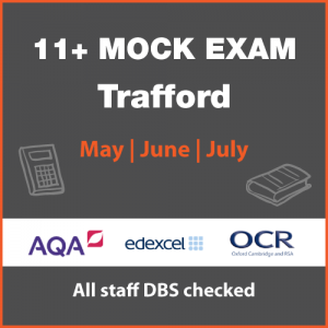 11+ Mock Exam – Trafford
