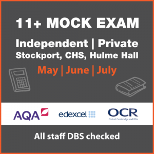 11+ Mock Exam – Independant | Private